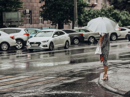 Непогода в Волгограде: как не пострадать во время грозы
