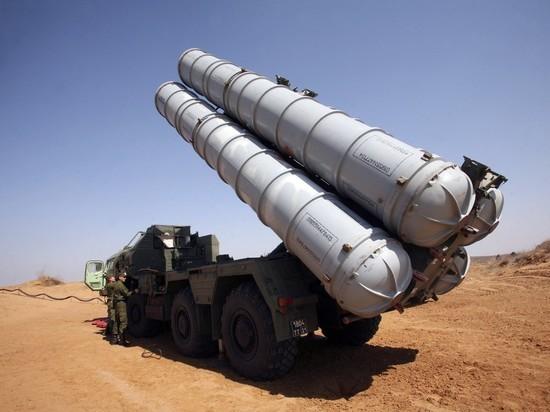 Эрдоган: комплексы С-400 будут развернуты к 2020 году