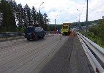 Ремонт трассы «Байкал» идёт в Иркутской области