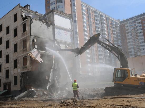 В Европейский суд направили первую жалобу на московскую реновацию