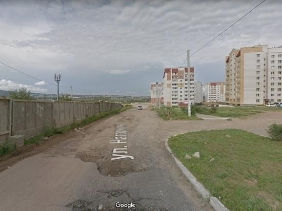 Повторный аукцион объявили на строительство дороги по Нагорной в Чите