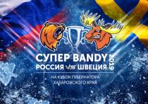 В Хабаровске начались продажи билетов на международный турнир СуперBandy 2019
