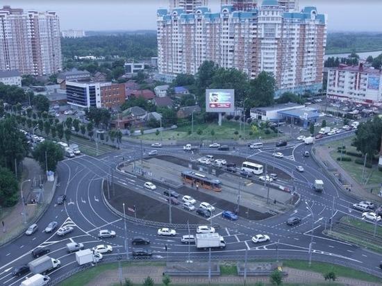 Старокубанское кольцо Краснодара заработало по новой схеме: ДТП, рекомендации
