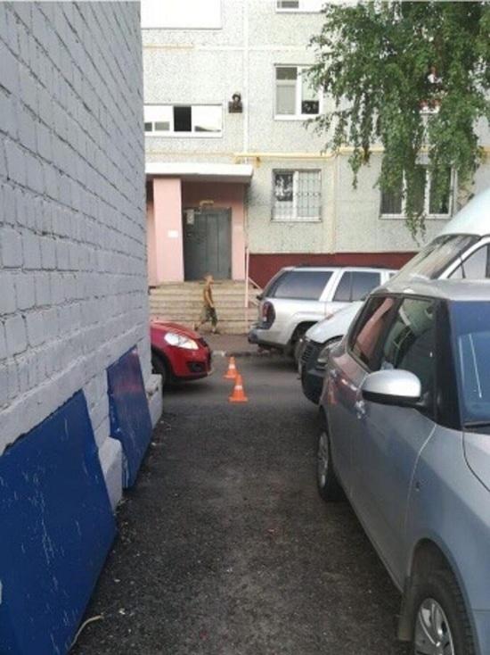 В Оренбурге автоледи сбила шестилетнего пешехода