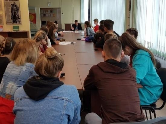 В Серпухове состоялся методический день для юных вожатых