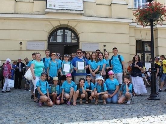 Тюменская делегация побывала в Люблине в рамках проекта «Лето в Польше»
