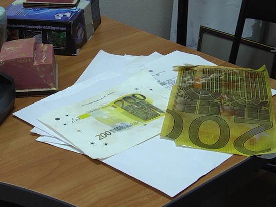 В Татарстане банда фальшивомонетчиков подделывала евро