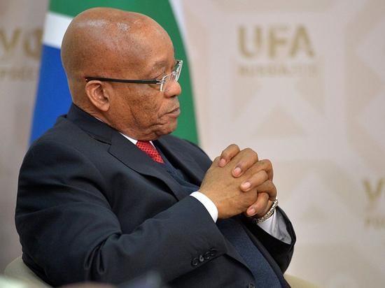 Коррупционный скандал в ЮАР: экс-президента заподозрили во взяточничестве