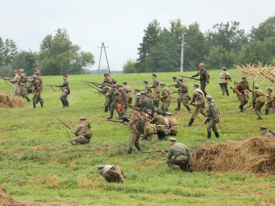 В Калининградской области 8 сентября воссоздадут «Гумбинненское сражение»
