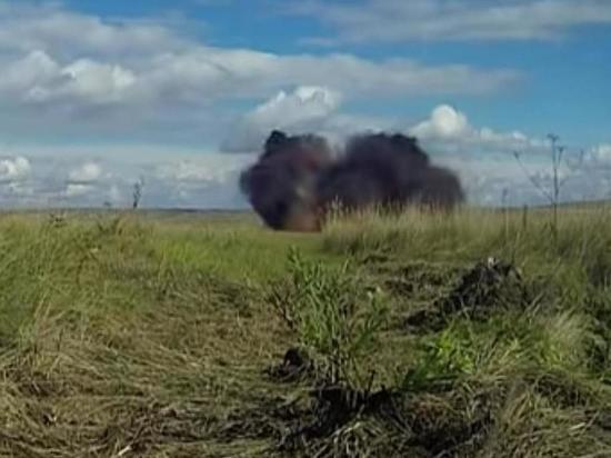 Украинские военные уничтожили