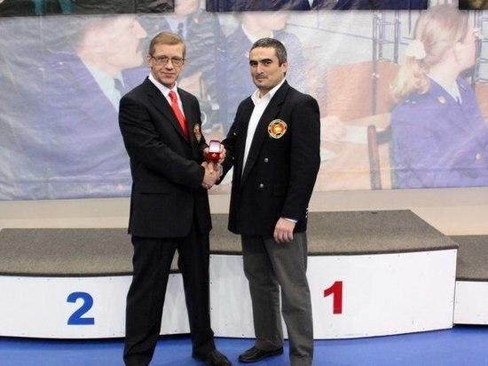 Тренер из КБР получил высокое звание в мире единоборств