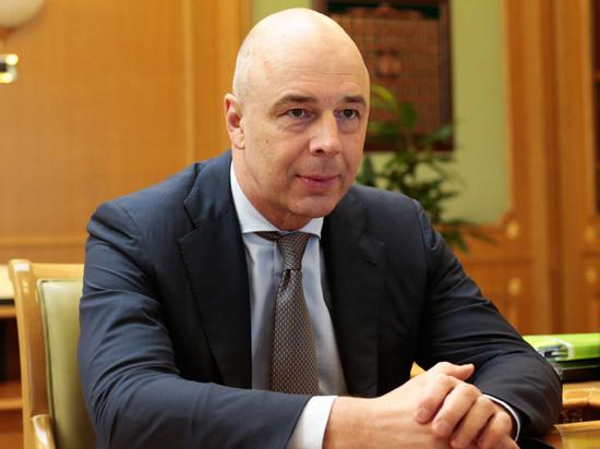 Министр финансов Антон Силуанов: «Деньги как раз есть!»