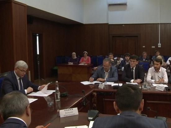 В Ингушетии подвели итоги развития за первый квартал 2019 года