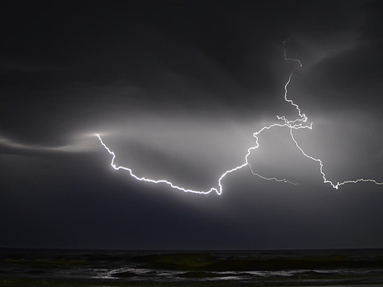 Непогода сохранится в Калужской области до вечера