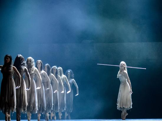 В Большом театре впервые прошли гастроли Английского национального балета