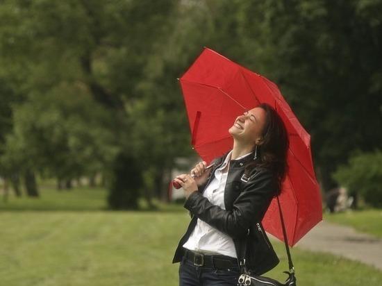 В Казани 17 июля обещают небольшой дождь
