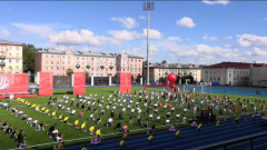 21 республиканский спортивный фестиваль учащихся в Удмуртии