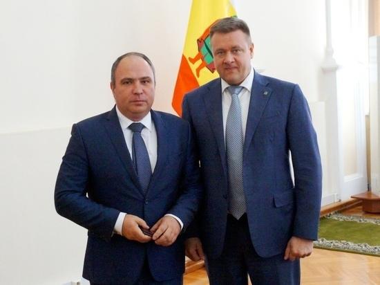 Назначен министр сельского хозяйства и продовольствия Рязанской области
