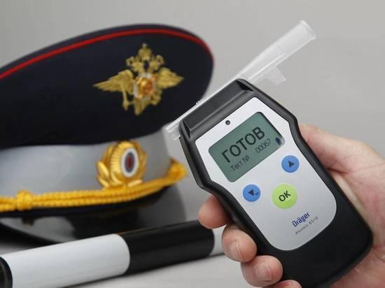 В Мордовии подвели итоги рейда «Нетрезвый водитель»