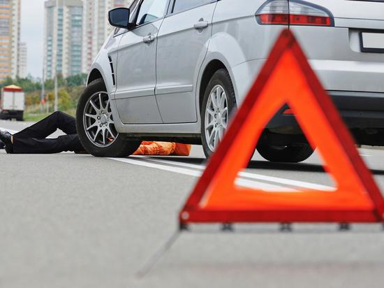В Саранске разыскивают водителя, сбившего пешехода