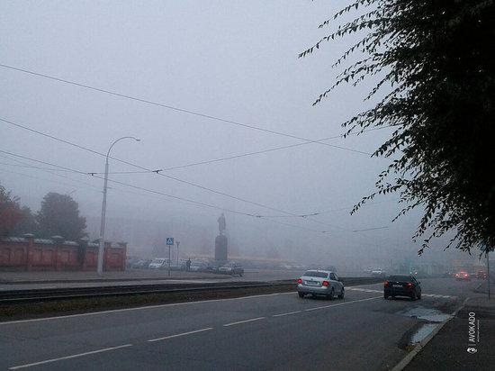 Кемеровчане ощутили запах гари от красноярских горящих лесов