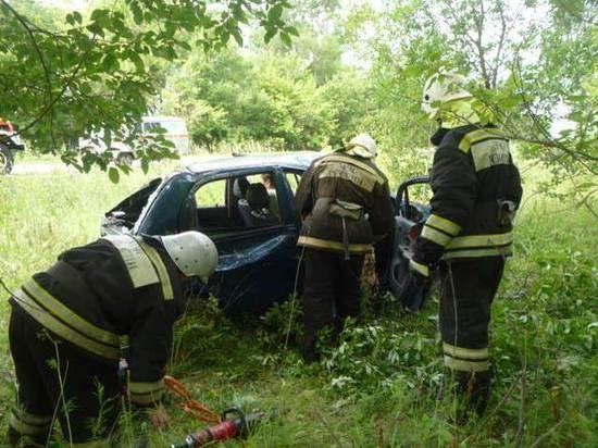 В Тульской области пострадали пассажиры
