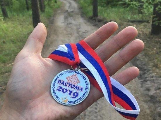В Мордовии прошли соревнования по спортивному ориентированию