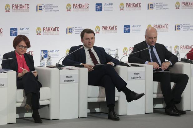 e6ce2aa23cd4674b1d50d73b7ce8c538 - Министр финансов Антон Силуанов: «Деньги как раз есть!»