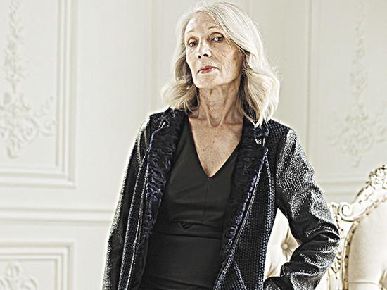 72-летняя модель раскрыла секреты молодости