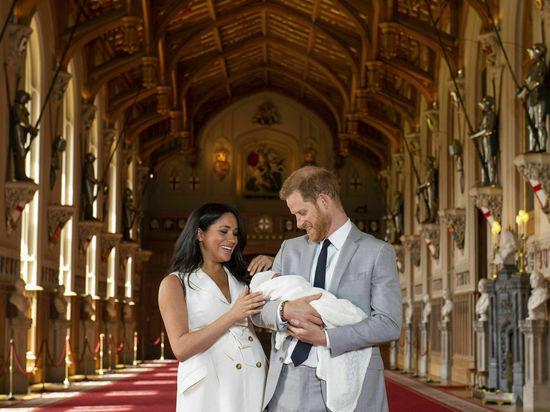 Принц Гарри рассказал о первом достижении наследника