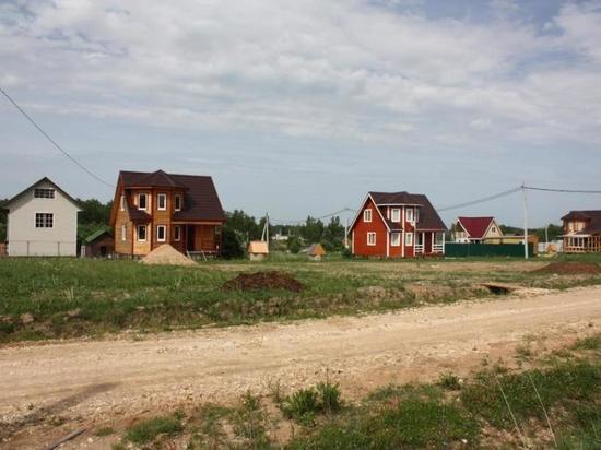В Курской области отбирают землю