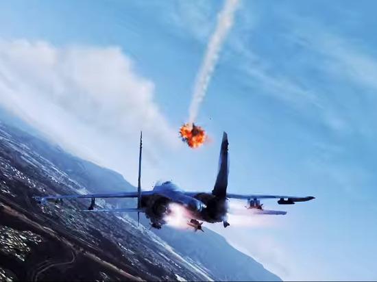 СМИ США назвали российские истребители самыми быстрыми в мире