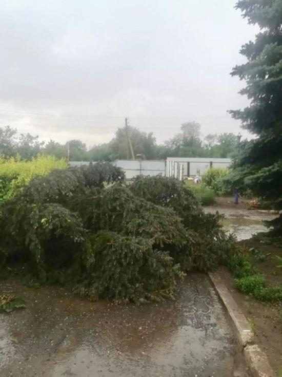 Глава Ставрополья гарантировал помощь пережившему стихию селу