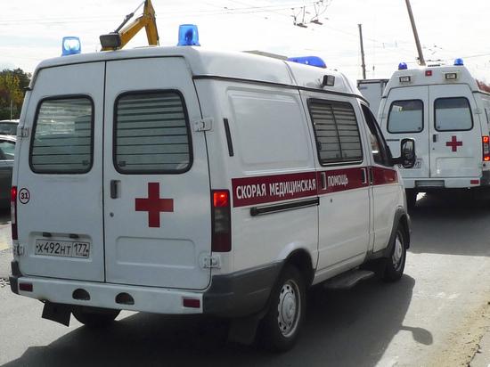 Из детского лагеря в Крыму госпитализировали около 50 человек