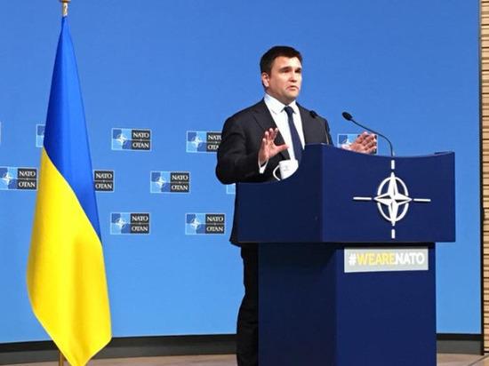 Климкин предлагает сделать украинский официальным языком ООН