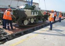 Первая партия техники армии Китая прибыла в Забайкалье на «АрМИ-2019»