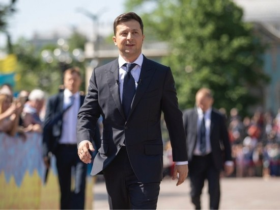 МИД РФ рекомендовал Зеленскому отказаться от
