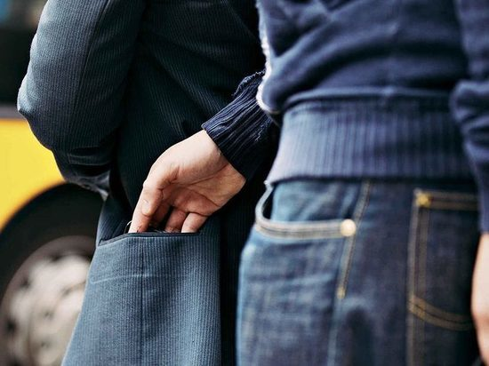 В Оренбурге снова активизировались карманники