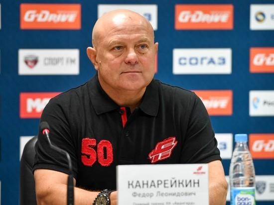 Бывший тренер «Авангарда» пожаловался на бюджет и быструю отставку