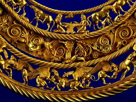 Вице-премьер Крыма призвал Украину отказаться от притязаний на скифское золото