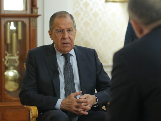 Лавров рассказал, когда возобновится авиасообщение с Грузией