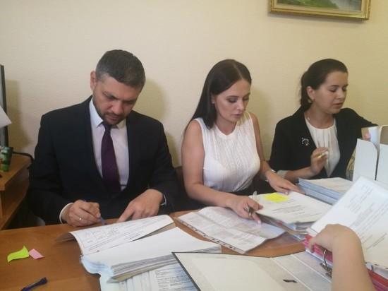 Осипов подал подписи для регистрации на выборы губернатора Забайкалья