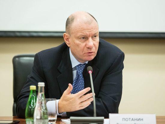 Потанин позвал омских журналистов на конкурс