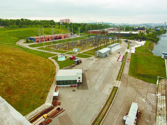На Иркутской ГЭС меняют гидроагрегаты