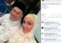 СМИ сообщили о разводе экс-короля Малайзии с «Мисс Москва»