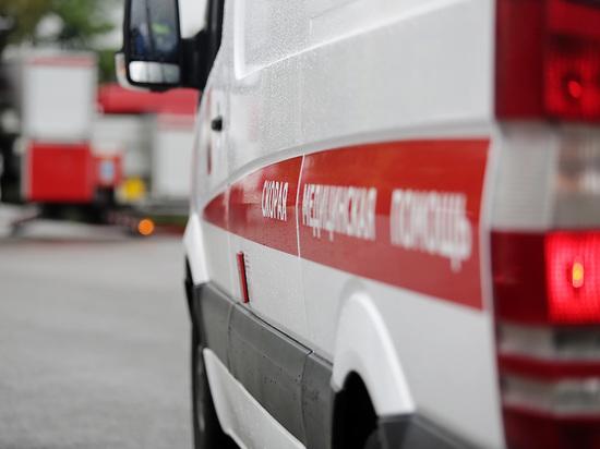 В Москве на трехлетнего мальчика упал шкаф