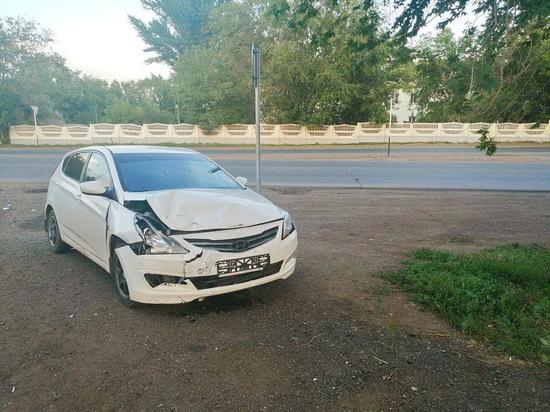 На Шарлыкском шоссе под Оренбургом в ДТП травмированы четверо