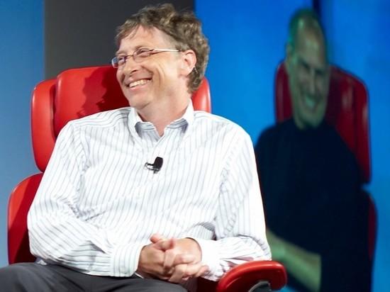 Билл Гейтс впервый раз опустился на 3-е место всписке миллиардеров Bloomberg