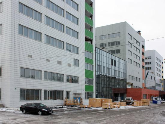 Новый корпус краевой больницы сдадут с задержкой на год