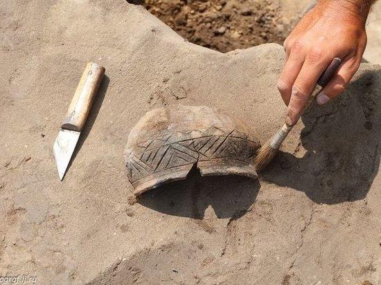 Открывается выставка «Археология Калмыцкой степи»